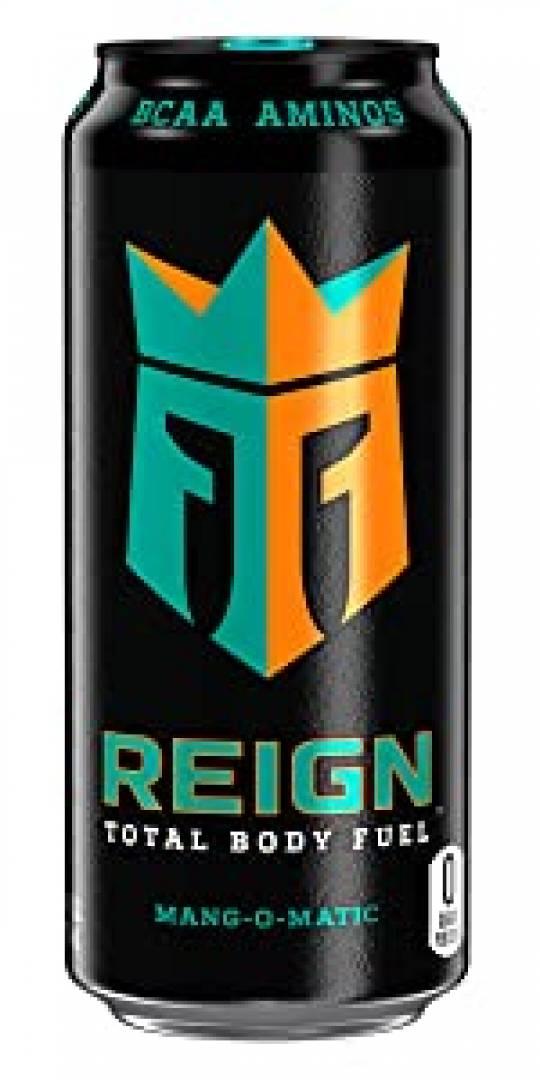 BEVERAGE REIGN ENERGY MANG O MATIC