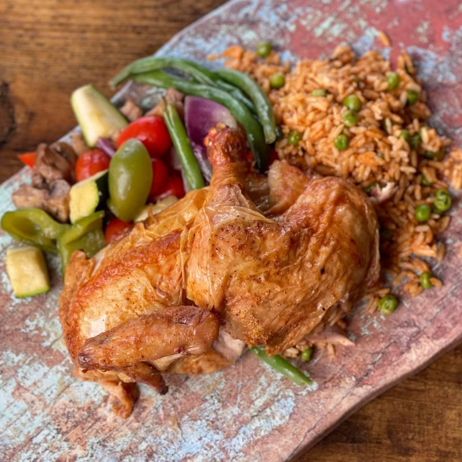 All Natural Roast Chicken